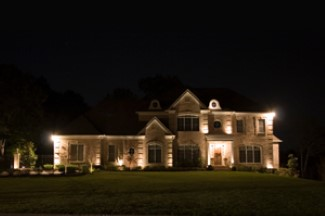 Houston Landscape Lighting - Outdoor Lights, Light Design ...